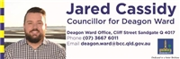 Councillor Jared Cassidy