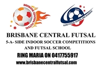Brisbane Central  Futsal - Bracken Ridge
