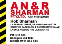 AN & R Sharman